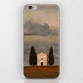White Chapell iPhone Skin