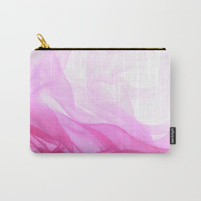 Pink Tulle Carry-All Pouch