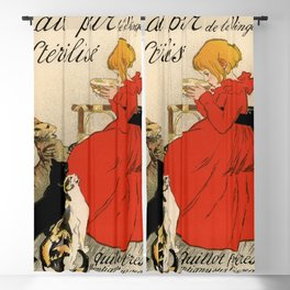 Theophile Alexandre Steinlen - Lait Pur Sterilise (Pure Sterilised Milk) Blackout Curtain