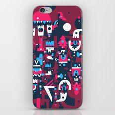 Schema 2 iPhone & iPod Skin