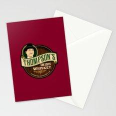 Thompson's Irish Whiskey Stationery Cards