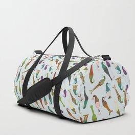 Animal Mermaid Fish Tails Duffle Bag