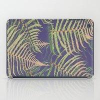 fern iPad Cases featuring Fern by 83 Oranges™