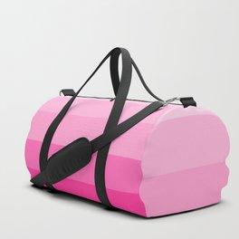 Beauty Powder Puff Pink Duffle Bag