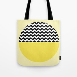 Moiety Yellow Tote Bag
