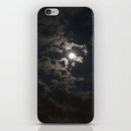 Moonlit Moment iPhone Skin
