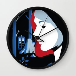 The 13th Doctor Wall Clock