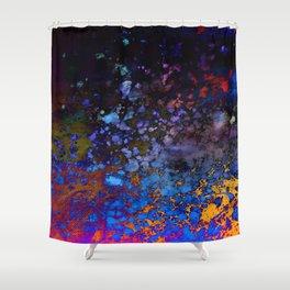 The BurnZ Shower Curtain