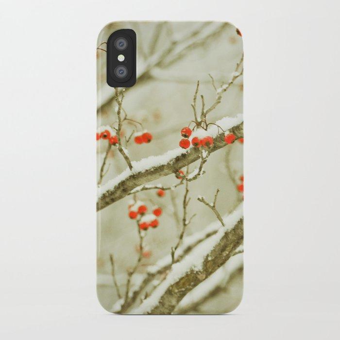 Hawthorne I iPhone Case