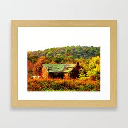 This Old House Framed Art Print