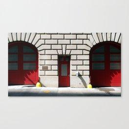 FDNY Ladder Company 1 Canvas Print