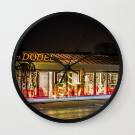 Baden-Wurttemberg : Support your locals Wall Clock