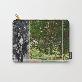 tree collage Carry-All Pouch