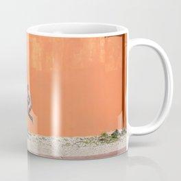 Orange jump Coffee Mug