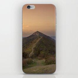 Malvern Hills iPhone Skin