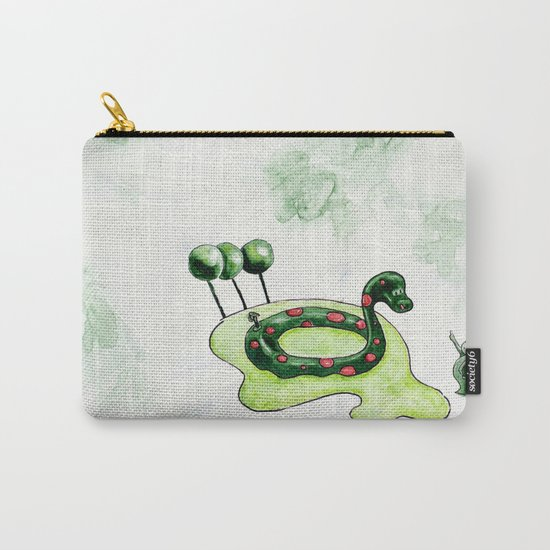 The Lake Monster Carry-All Pouch