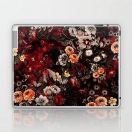 Night Garden Lava Laptop & iPad Skin