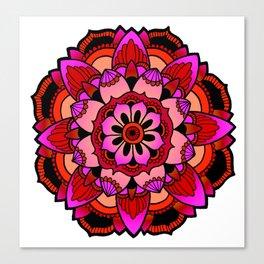 Mandala variant 2 Canvas Print
