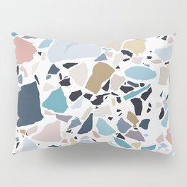 Pastel Terrazzo Pillow Sham