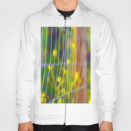 Spring Fence Hoody