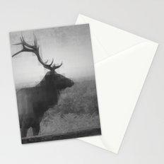 Mystic Elk Stationery Cards
