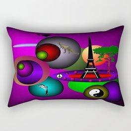 Gedanken Rectangular Pillow