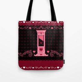 Pastel Guillotine Tote Bag