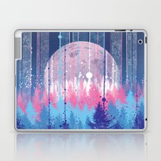 Rainy forest Laptop & iPad Skin