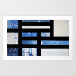 """Bopicity Blues"" Art Print"
