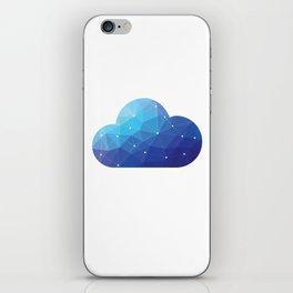 Cloud Of Data iPhone Skin