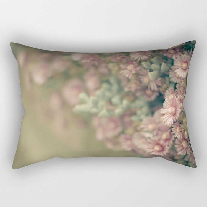 the color of memory Rectangular Pillow