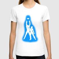 tron T-shirts featuring Tron by KewlZidane