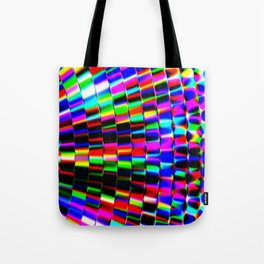 Violet Rays XII Tote Bag