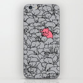 Word 2 the Herd v1 iPhone Skin