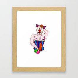 Bodacious Balloons Framed Art Print