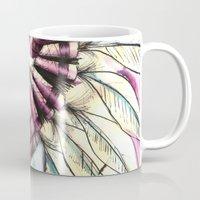 native Mugs featuring Native by Siriusreno