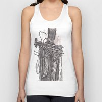 daryl dixon Tank Tops featuring Daryl Dixon by Layla Atchison