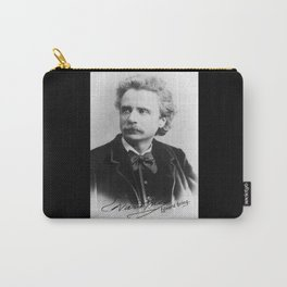 Elliot and Fry - Portrait of Grieg Carry-All Pouch
