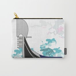 The symbol of the city of Venice-gondola Carry-All Pouch