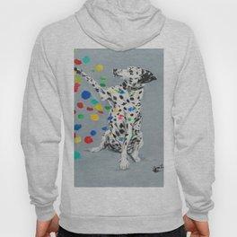 Dalmatian Hoody