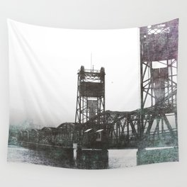 Stillwater Lift Bridge Wall Tapestry
