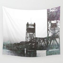 Stillwater Lift Bridge Wall Tapestry