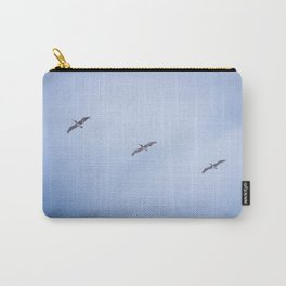 Three Pelican Amigos Carry-All Pouch