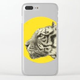 Wild 4 - by Eric Fan and Garima Dhawan Clear iPhone Case