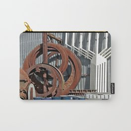 Big and Rusty Carry-All Pouch