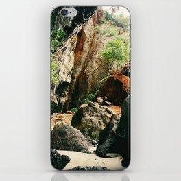 Railay Beach TH - Trail I iPhone Skin