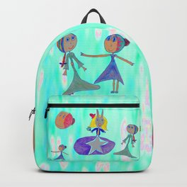 Alice | Up to the light sky Backpack