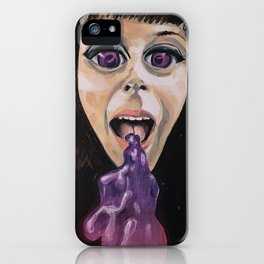 Joy In Excess iPhone Case