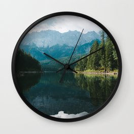 Looks like Canada II - Landscape Photography Wall Clock