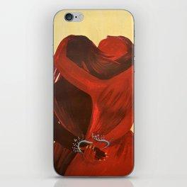 Hold Me Close iPhone Skin